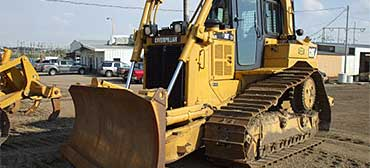 Spence Heavy Equipment Sales & Rentals - North Battleford